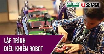 Lập trình điều khiển Robot thông minh