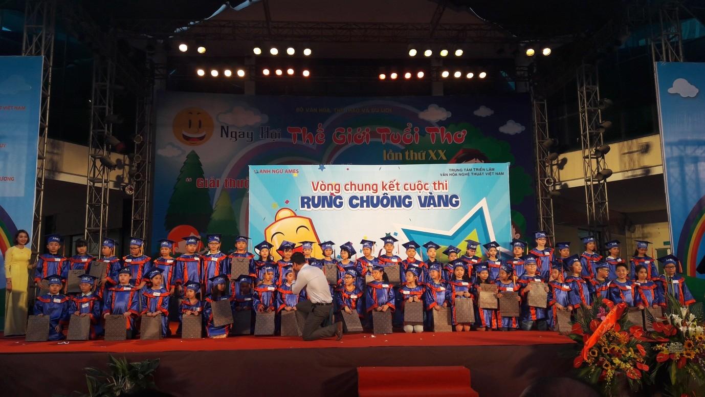 Cuộc thi tiếng Anh Rung chuông vàngư