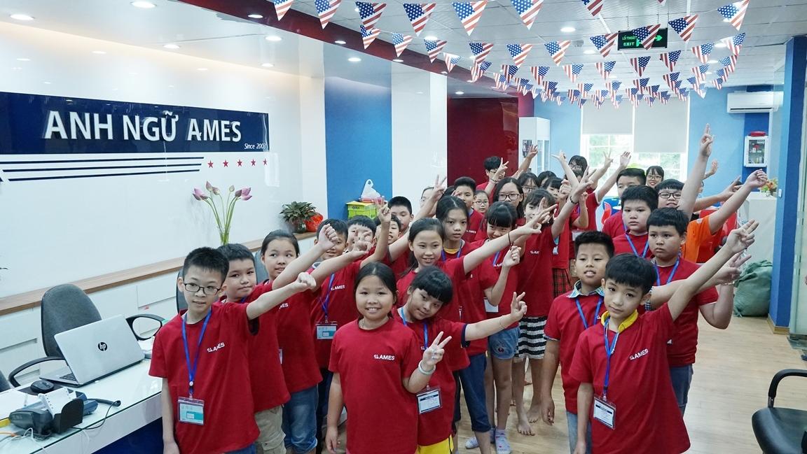 Khai giang Amazing Summer 2018