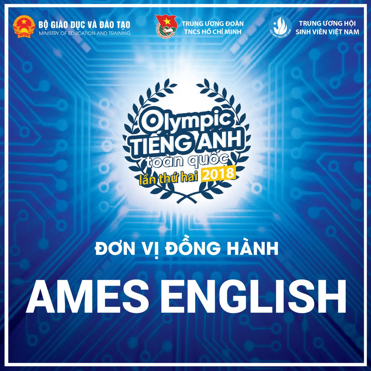 olympic tieng Anh