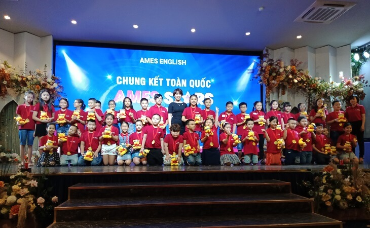 Chung kết AMES STARS - SPELLING CONTEST 2019