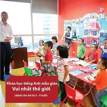 Khóa học tiếng Anh Mẫu giáo (smart STAR), tiếng Anh Thiếu nhi (bright STAR) - giải pháp tối ưu cho việc học tiếng Anh ở trẻ