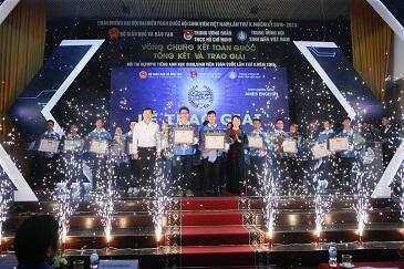Chung kết Hội thi Olympic tiếng Anh học sinh, sinh viên toàn quốc lần thứ II