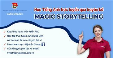 LỚP HỌC TIẾNG ANH LIVESTREAM MIỄN PHÍ MÙA HÈ - Trung Ương Đoàn TNCS Hồ Chí Minh phối hợp cùng AMES ENGLISH tổ chức