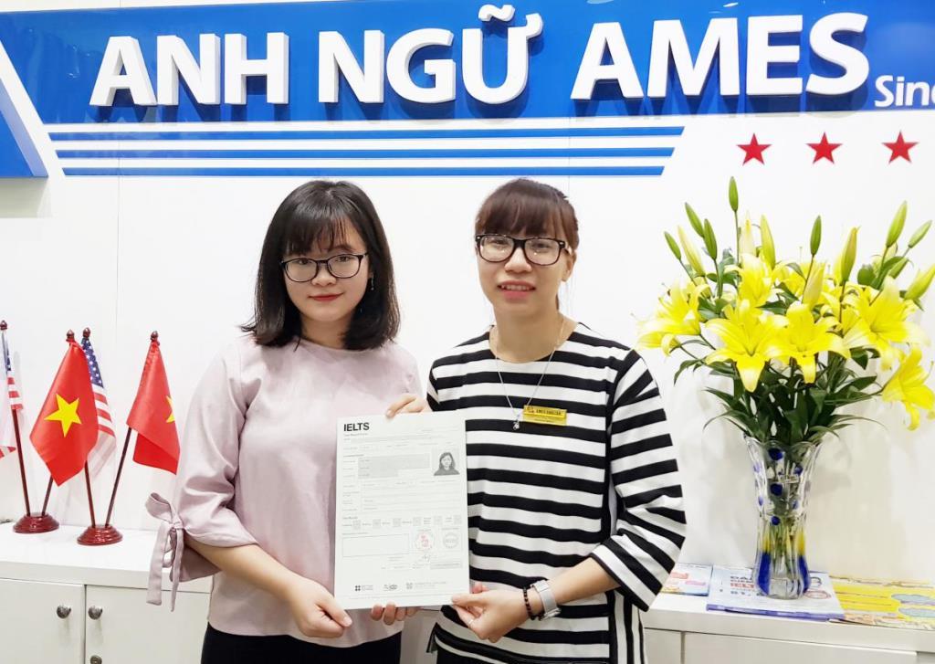 Nguyễn Hà Châu IELTS 7.0