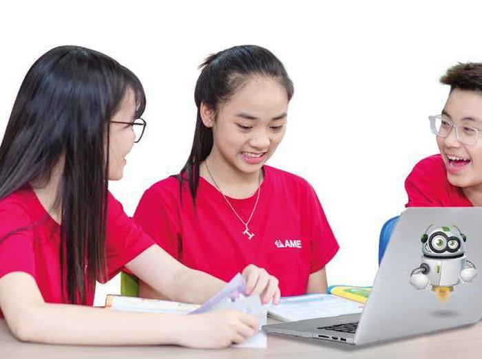 Lần đầu tiên học sinh được luyện tiếng Anh qua Facebook Messenger