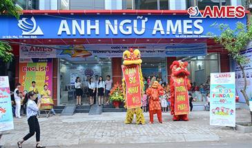Anh  ngữ AMES tưng bừng khai trương chi nhánh thứ 14 - AMES Nam Định