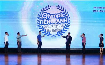 Học sinh, sinh viên chinh phục IELTS tại Olympic Tiếng Anh toàn quốc