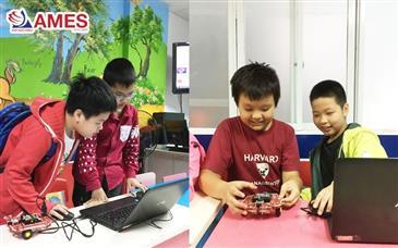 Cho con học lập trình từ nhỏ-sự lựa chọn thông minh của các bậc phụ huynh