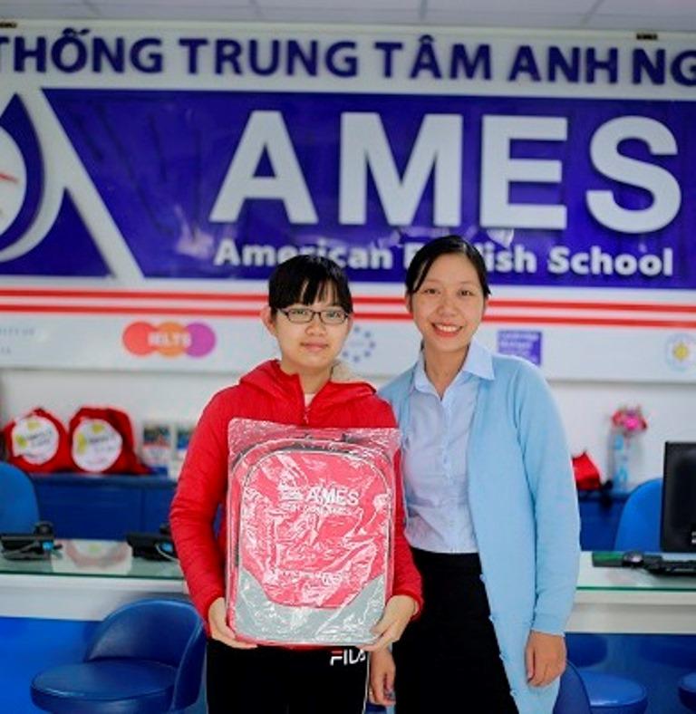 Trần Hồng Ngọc FCE C1 quốc tế