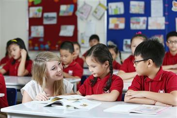 Những bài hát vui nhộn dành cho học sinh nhí của trường Mầm non Vinschool
