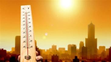 Thành ngữ tiếng Anh về chủ đề nắng nóng