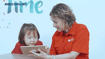 AMES ENGLISH - Đơn vị tiên phong đưa trí tuệ nhân tạo vào giáo dục