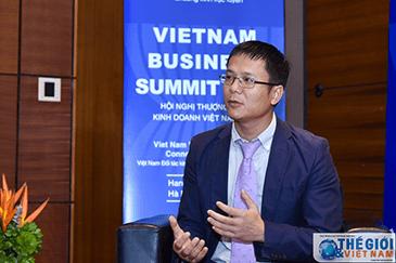 Tổng giám đốc AMES ENGLISH tham dự Hội nghị Thượng đỉnh Kinh doanh Việt Nam (WEF ASEAN 2018)