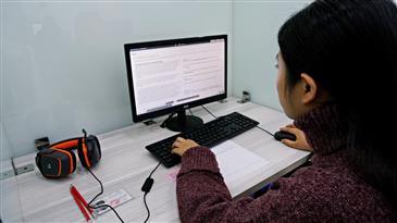 Thi IELTS trên máy tính - Những lợi thế khác biệt thí sinh cần phải biết!