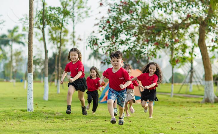 Bật mí phương pháp giúp trẻ phát triển kỹ năng toàn diện trong hè