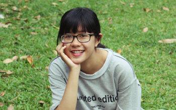 Hương Thảo<br />97 điểm TOEFL iBT