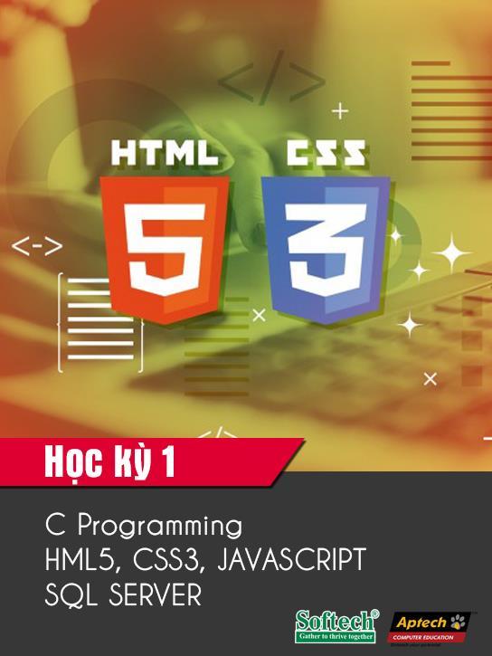 C LANGUAGE, HTML5, CSS3, JAVASCRIPT
