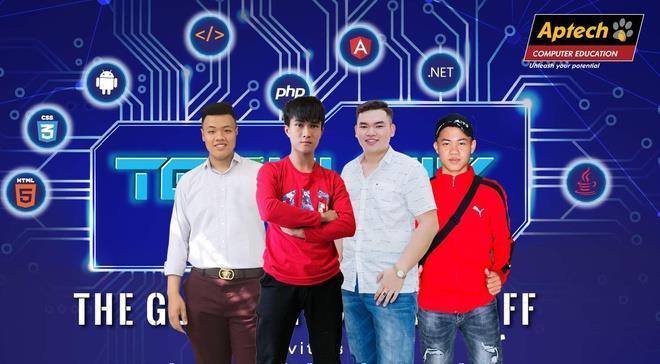 Bắt nhịp xu hướng công nghệ với khóa học ACN Pro tại Aptech Việt Nam