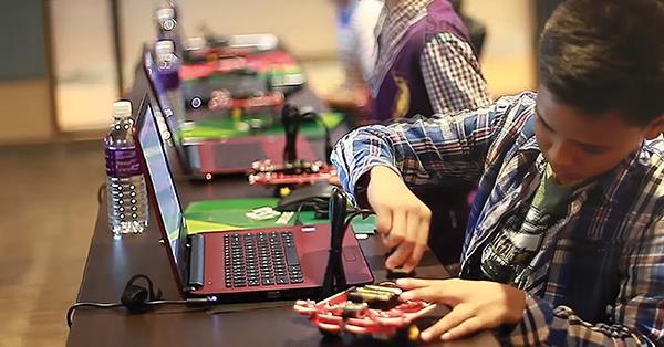 Khóa học cho trẻ em - Lập trình điều khiển Robot