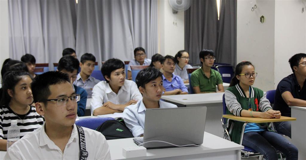 """Hội thảo """"ReactJS - xu thế mới trong lập trình Front-end"""""""