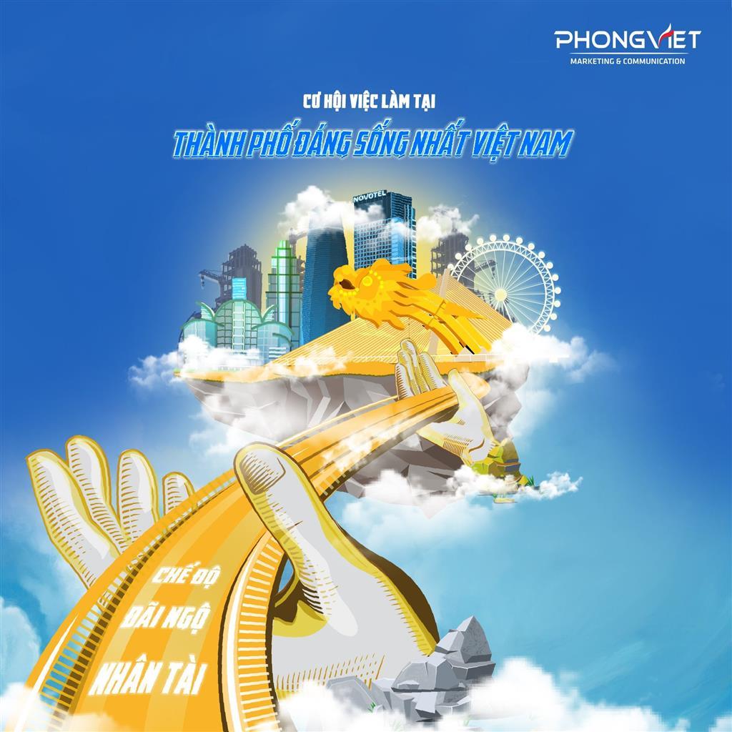 Phong Việt Agency cần tuyển Designer 2D