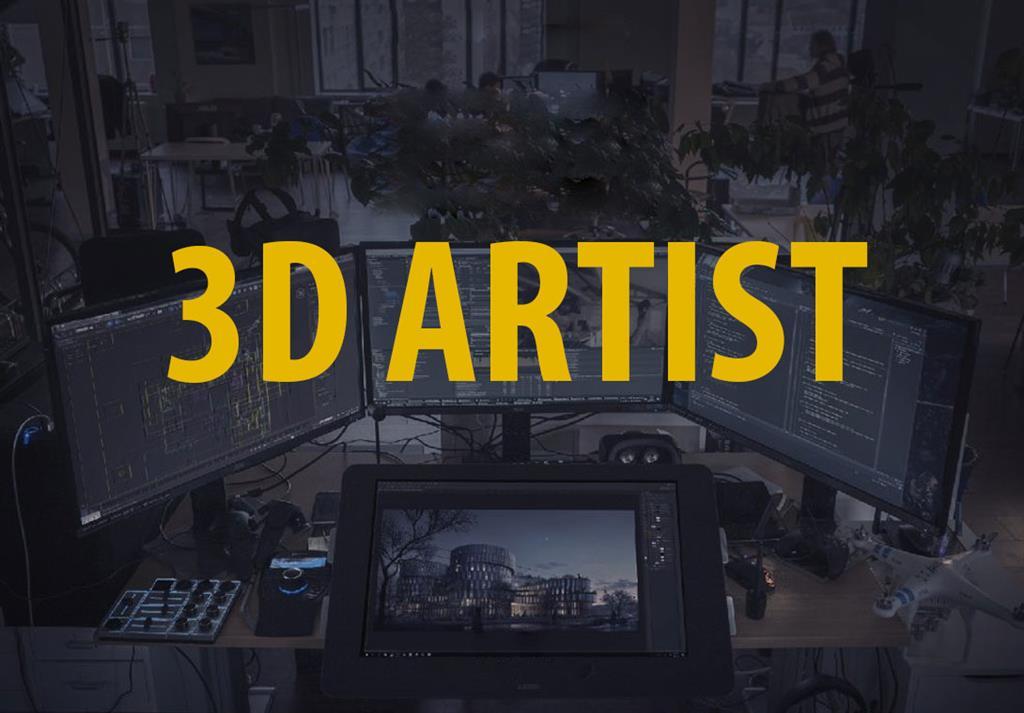 CÔNG TY CỔ PHẦN ĐẦU TƯ VÀ CÔNG NGHỆ BAP CẦN TUYỂN 03 3D ARTIST