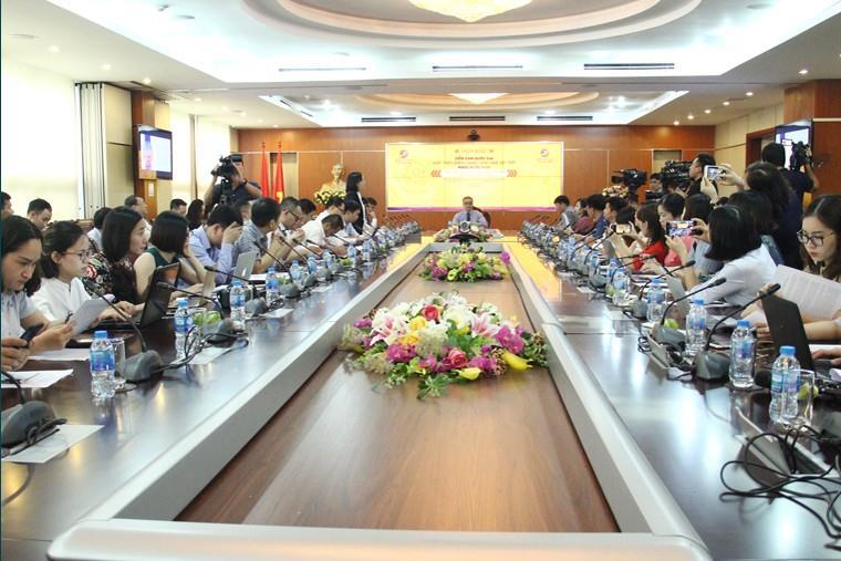 """Bộ Thông tin và Truyền thông gây chú ý với thông điệp """"Make in Vietnam"""""""