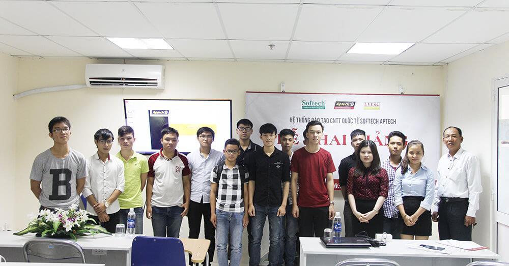Khai giảng lớp Lập trình viên Quốc tế Batch 141
