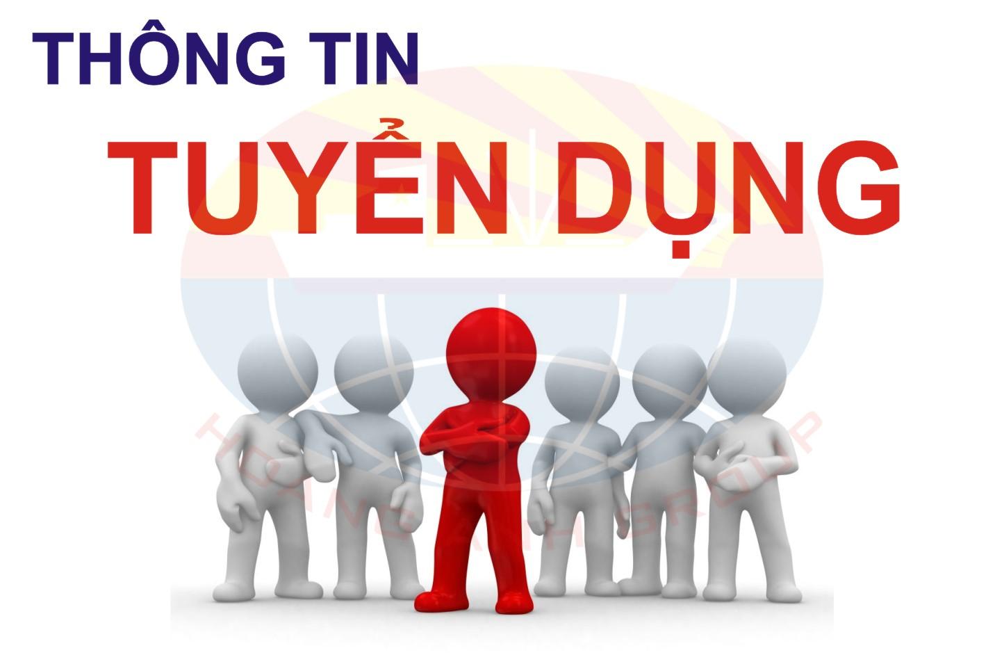 TỔNG CÔNG TY CỔ PHẦN ĐẦU TƯ DHC TUYỂN KĨ SƯ CNTT