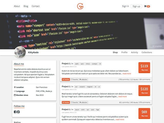 Đã có trang web giúp các coder bán code tăng thu nhập
