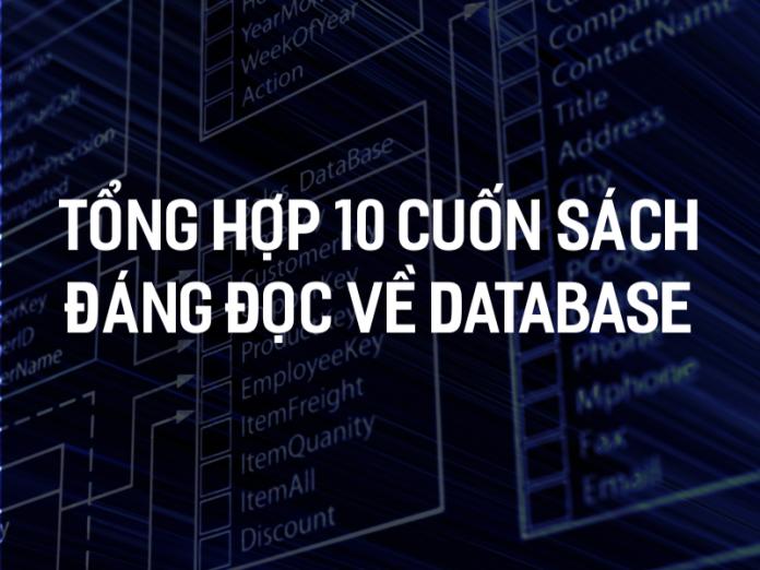 Tổng hợp 10 cuốn sách đáng đọc về Database