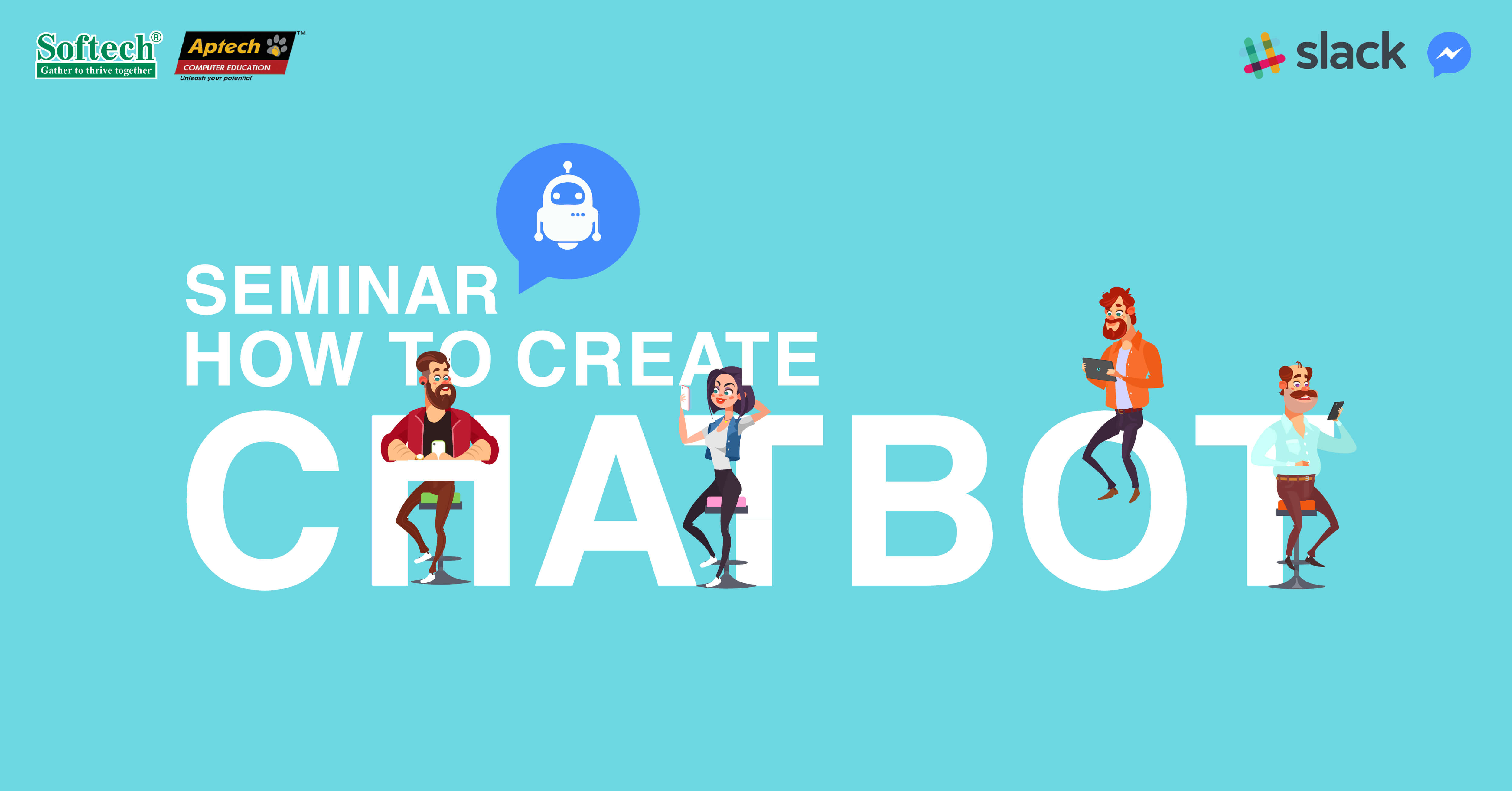 "Seminar: ""How to create ChatBot?"""