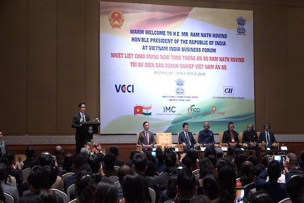 Ấn Độ hỗ trợ Việt Nam phát triển mạnh ngành CNTT