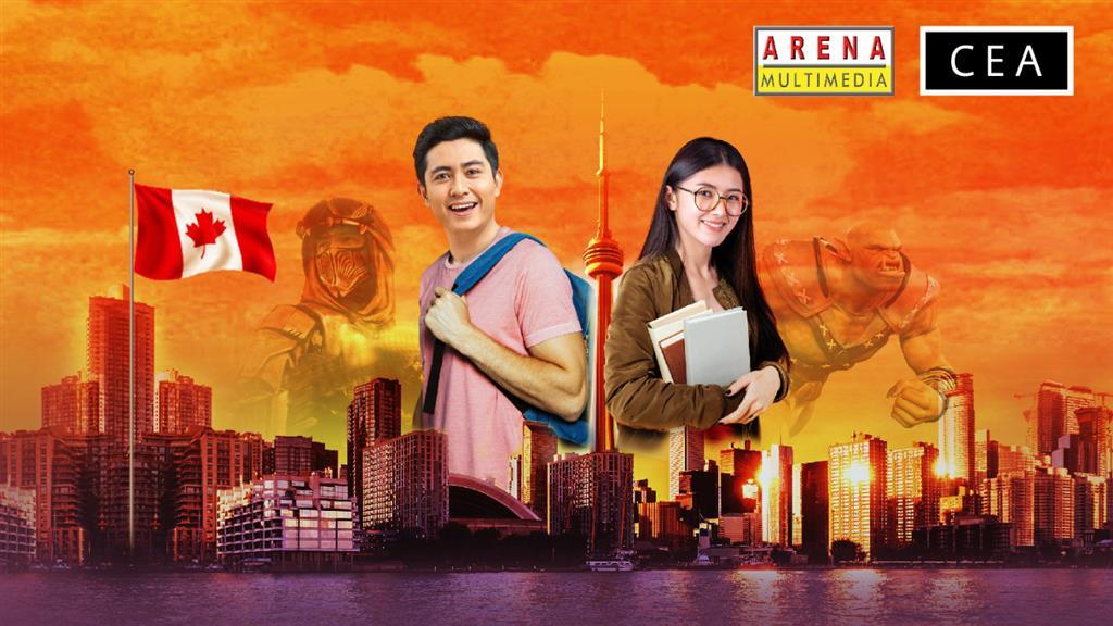 Cùng Arena vươn ra thế giới: Cơ hội vàng cho học sinh Việt