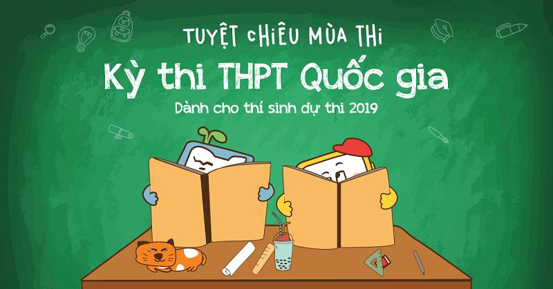 Bộ đề cương ôn tập Kỳ thi THPT Quốc Gia 2019.