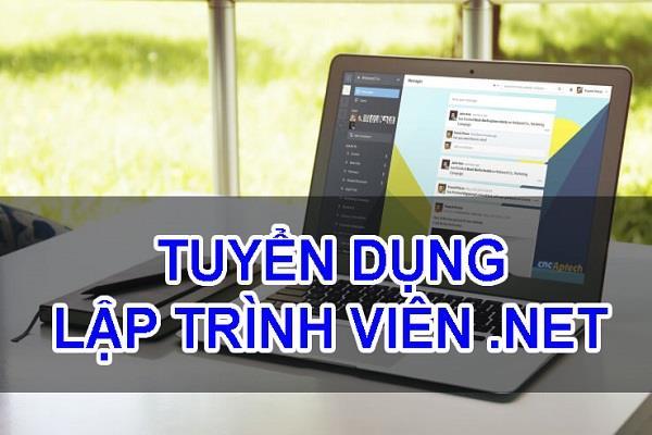 CÔNG TY ATOMA TECHNOGOLY TUYÊN 05 LẬP TRÌNH VIÊN .NET