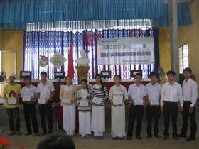 Softech Aptech - Tài trợ Giải thưởng Nguyễn Thượng Hiền