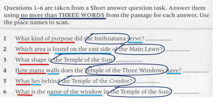 Phương pháp làm bài IELTS Reading dạng Short Answer